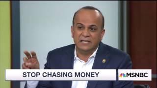 Tariq Farid on MSNBC Your Business Pt.2 1-22-17