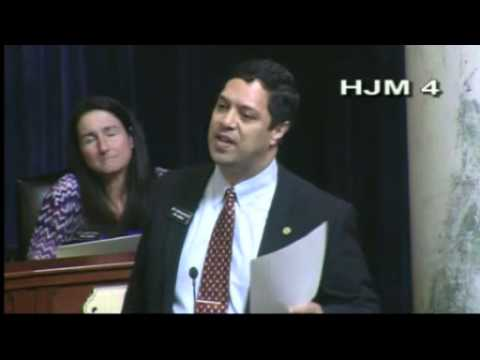 Part 3, Idaho House Joint Memorial 4, Role of US Judiciary - March 20, 2015