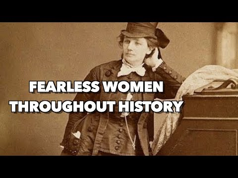 Fearless Women throughout History