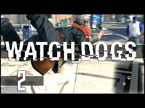 Watch Dogs Gameplay Walkthrough - Part 2 (PC)