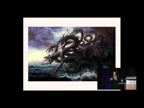 Keynote  - Gabriella Coleman - PyCon 2015