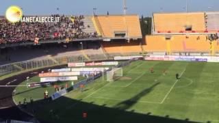 Lecce-Messina, il Via del Mare saluta Cristiano Lucarelli e Alessandro Conticchio