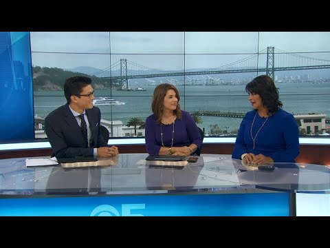 Roberta Gonzales Bids Farewell To KPIX 5