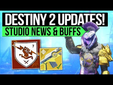 Destiny 2 News | Bungie Hunt New Community Manager, Player Power Buffs, Exotic Fixes & CEO Quits!