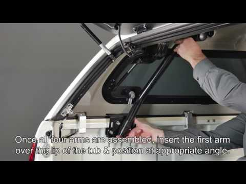 Milford's Universal Roof Rack Support System LoadMax Installation Guide