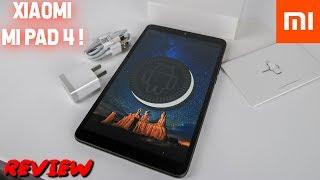 Review: Xiaomi Mi Pad 4 Tablet | CH3 (deutsch)