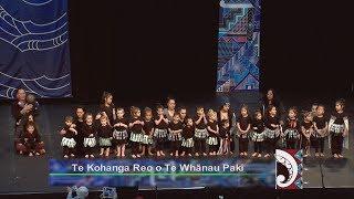 Te Kohanga Reo o Te Whānau Paki - Otago Polyfest 2017