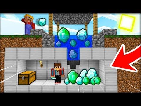 КОМПОТ И ЖИТЕЛЬ СКРЫВАЛИ ЭТО ОТ МЕНЯ В МАЙНКРАФТ 100% троллинг ловушка Minecraft