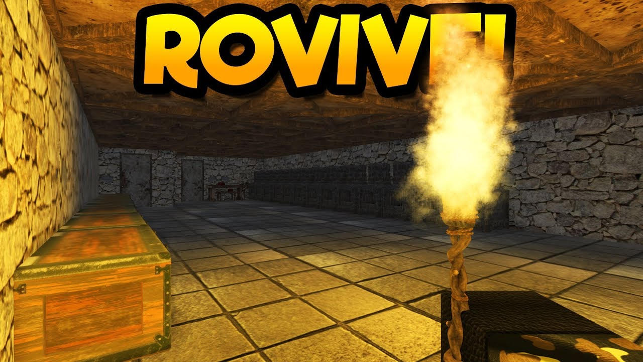 Best Survival Game On Roblox Rovive Youtube