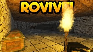 BEST Survival Game On Roblox! Rovive