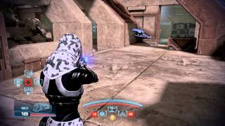 Quarian Engineer ((Gold Solo)) Haestrom Thermonuclear Challenge // Mass Effect 3 Multiplayer