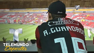 Andrés Guardado promete volver al Atlas | Liga MX | Telemundo Deportes