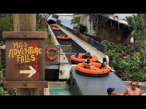 New Miss Adventure Falls Attraction Opens at Disney's Typhoon Lagoon Water Park! | BrandonBlogs