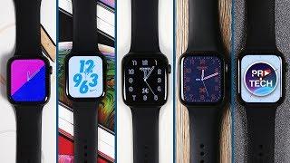 Как установить на Apple Watch сторонние циферблаты?