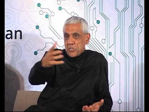 Six tips for entrepreneurs by Vinod Khosla