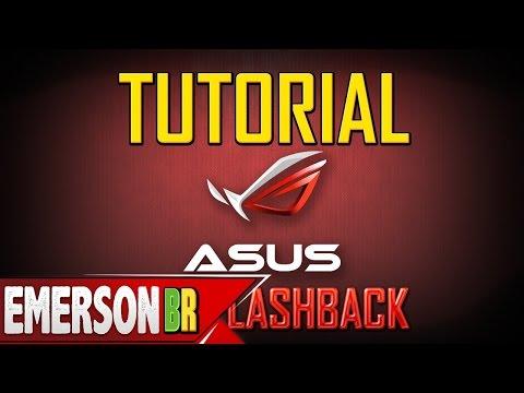Como atualizar o bios da placa mãe ASUS com o BIOS Flashback