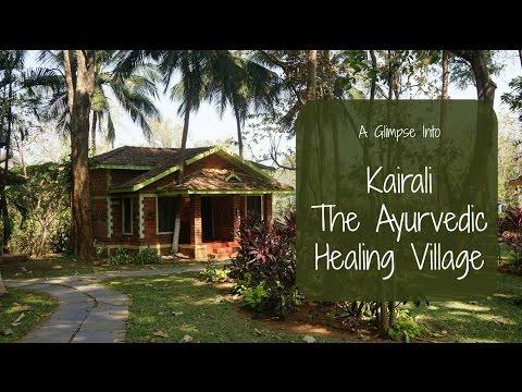 Kairali The Ayurvedic Healing Village - Vlog