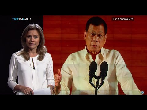 The Newsmakers: Duterte's War on Drugs and the Modern Monarchy