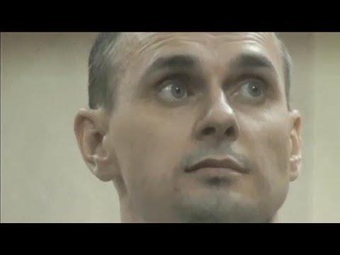 Realizador Oleg Sentsov recebe Prémio Sakharov