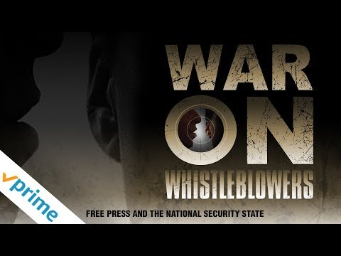 War on Whistleblowers | Trailer | Available Now