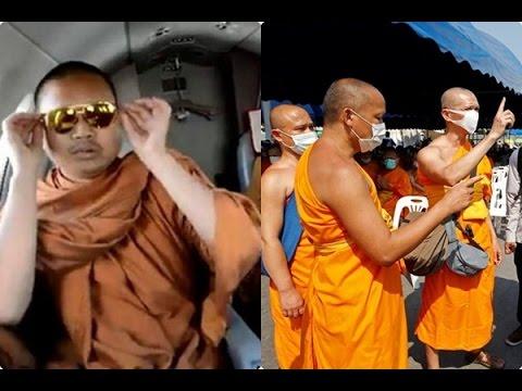 Những bê bối rúng động Phật giáo Thái Lan