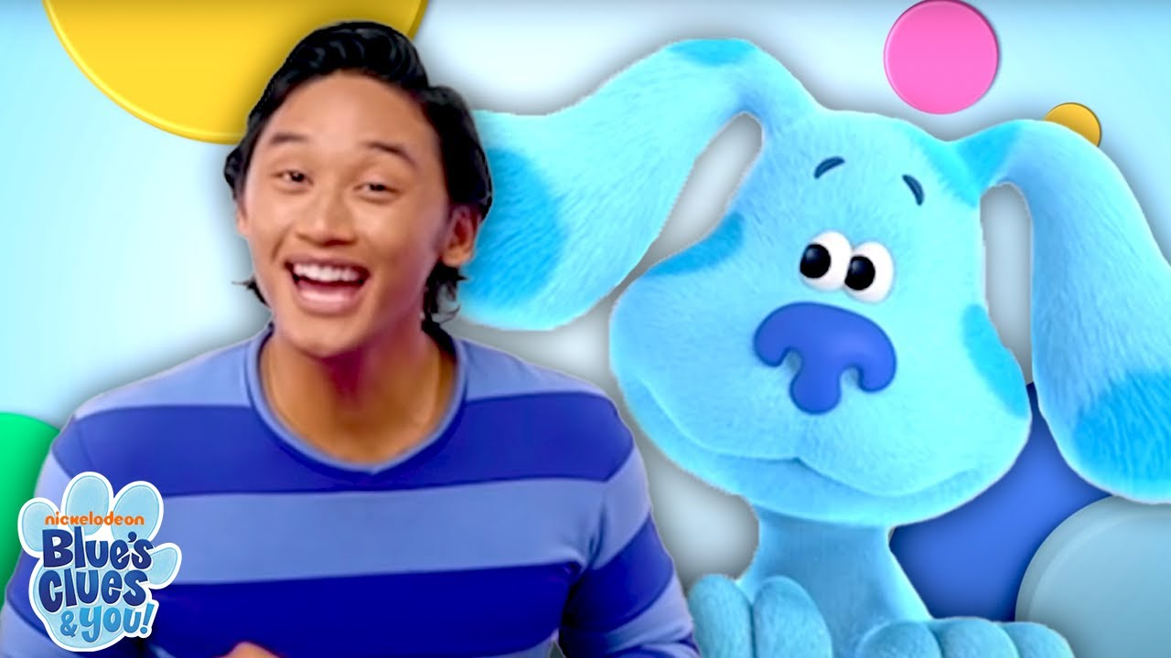 Download Best of Josh & Blue's At Home Playdates Compilation! | Blue's Clues & You!