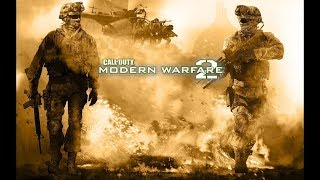 Стрим по прохождению Call of Duty MW2