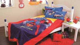 Purchase Superman Bed Sheets For Kids Online | Bedbathmore