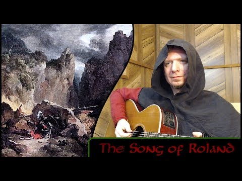 The Song of Roland - Michael Kelly - (Rosalind Jehanne cover)