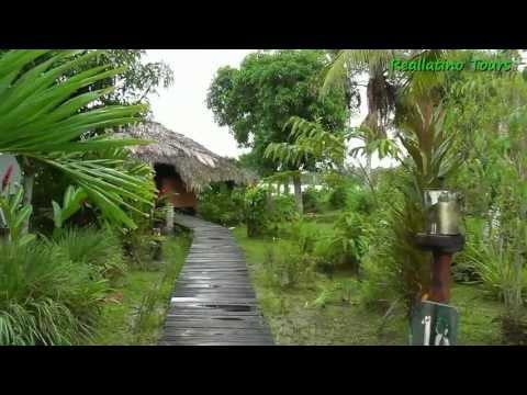 Reallatino Tours-Orinoco Delta Lodge