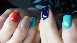 How to Do Simple Nail Art Designs?: Beginners Step by Step Tutorial #1