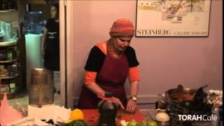 Matbucha (tomato Dip) - Cooking With Levana