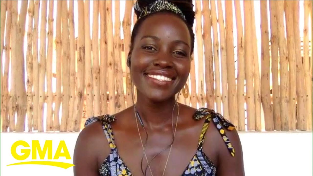 Lupita Nyong'o talks about audio version of her children's book, 'Sulwe'