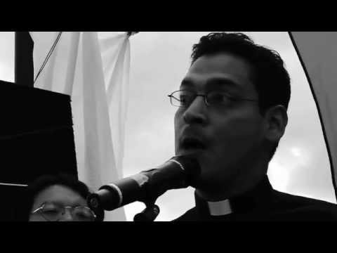Fast for Fair Food: Rev. Lopez Speaks - 3/6/12