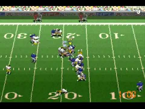 Tecmo Legacy League - 1977 Week 14 - Pittsburgh @ New England (1)