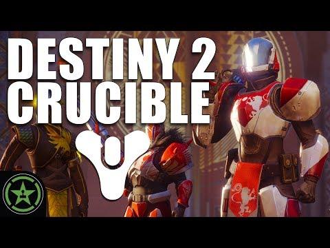 Let's Play - Destiny 2: Crucible - AH Live Stream