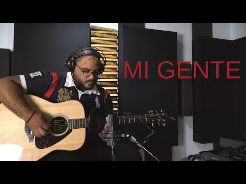 J Balvin - Mi Gente (ft. Beyonce, Willy...