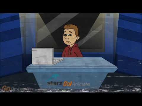 Starz GoAnimate Final Sign Off (April 7, 2008)