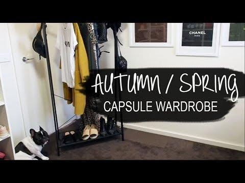 AUTUMN/SPRING Capsule Wardrobe   Plus Size Fashion Blog
