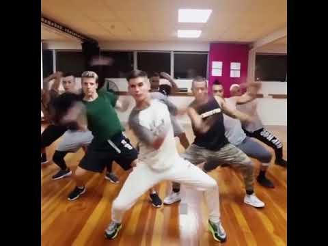 Kiel Tutin Kings Dance Crew Sdnz 2015 Rehearsal Royal Family