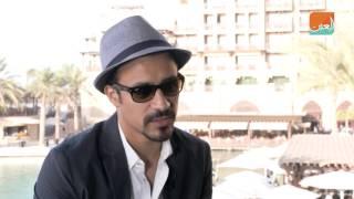 بالفيديو.. الممثل أحمد داوود لـ