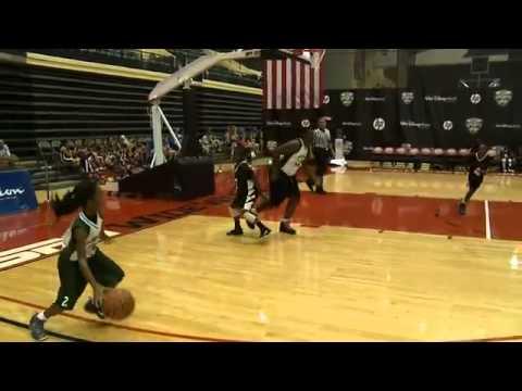 Florida Future vs Team Sol ~ 2012 AAU Girls Basketball National Championships