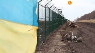 Fence Along Ukraine-russia Border Will Cost Half The Amount