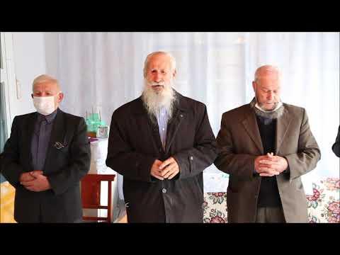 İsmayıllıda Malakanlar Azәrbaycan Ordusu üçün Dualar Edir