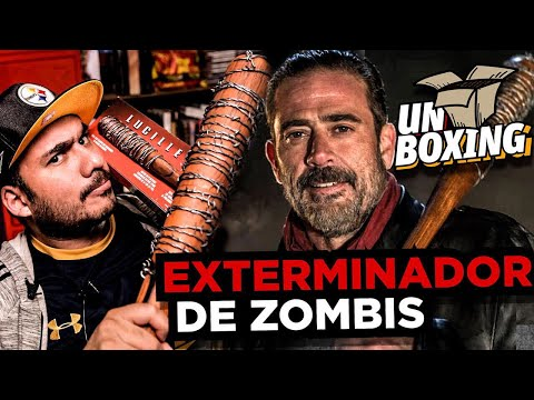 The Walking Dead Lucille #Unboxing