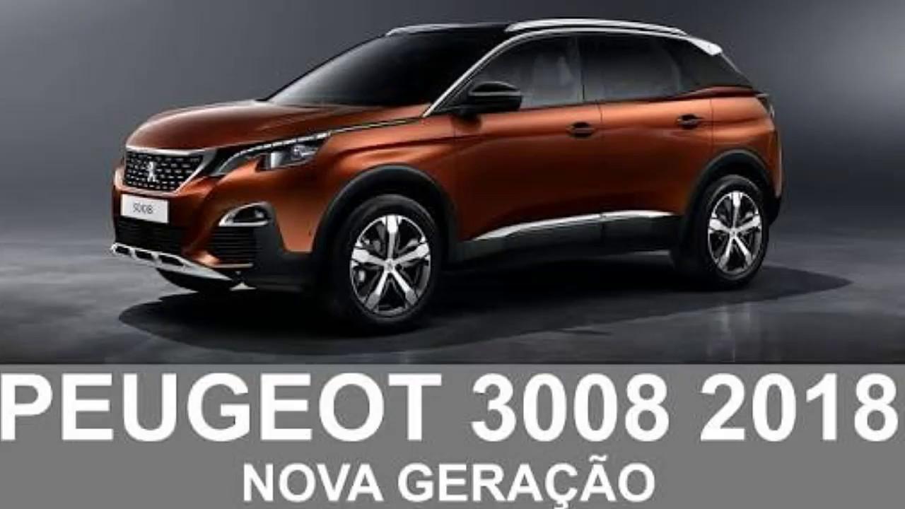 novo peugeot 2018. wonderful peugeot novo peugeot 3008 2018 and novo peugeot