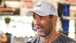 Anthony Joshua ex-trainer: I wouldn't have TAKEN IMMEDIATE RUIZ REMATCH