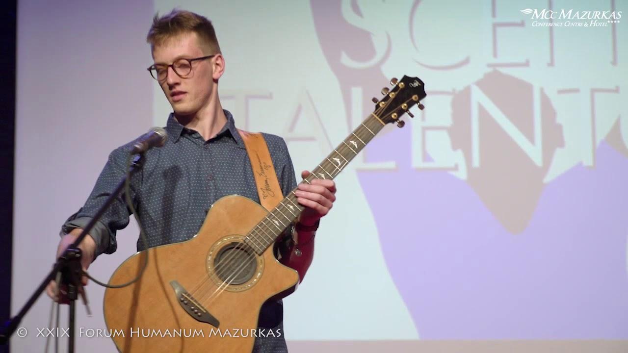 XXIX FHMazurkas - Scena Talentow -  Irena Bartkowska i Jakub Kusior