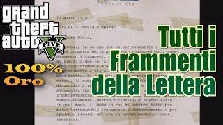 Grand Theft Auto V (ITA)- Guida ai Frammenti della Lettera