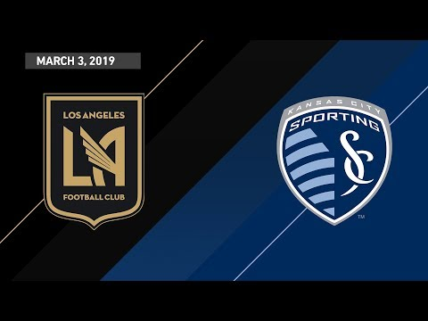 HIGHLIGHTS: Los Angeles Football Club vs. Sporting Kansas City | March 3, 2019